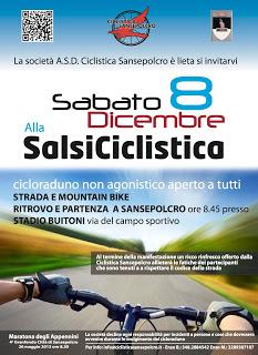 SalsiCiclistica 8 Dicembre 2012